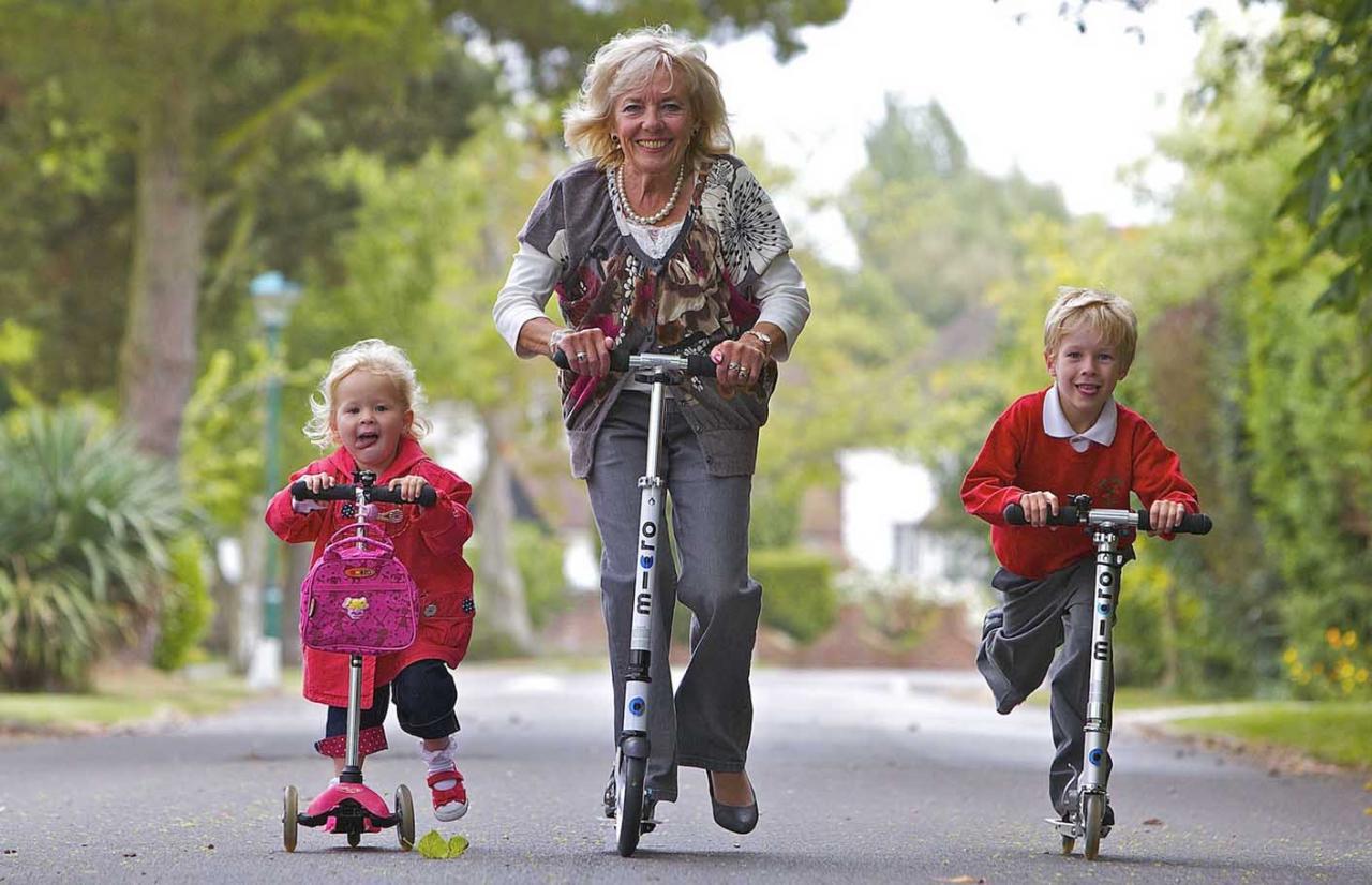 Ces avantages rendent les scooters si populaires