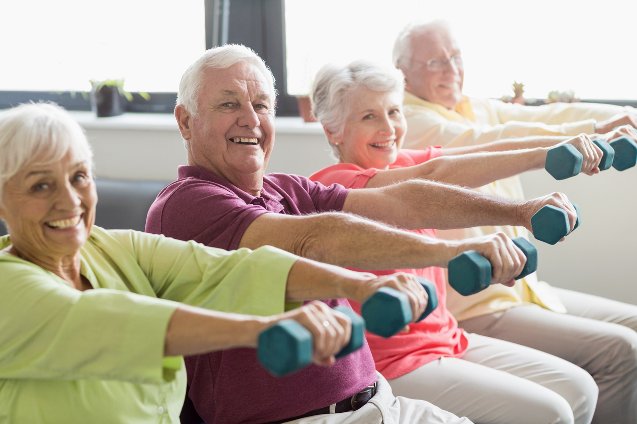 Le sport dans la vieillesse – qu'est-ce qui est possible?
